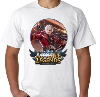 Kaos Alucard Mobile Legends Kaos Premium