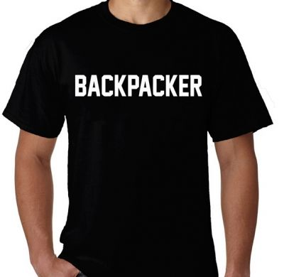 Kaos Backpacker 1