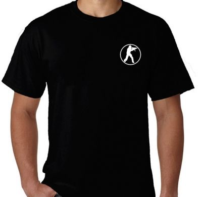 Kaos Counter-Strike Logo Dada 2