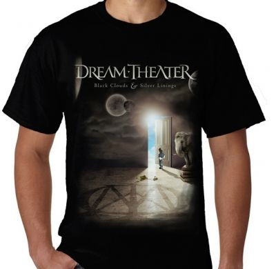 Kaos Dream Theater - Black Clouds & Silver Linings 2
