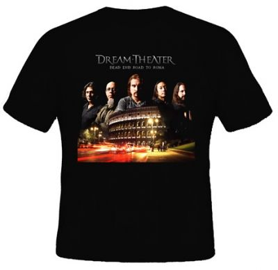 Kaos Dream Theater Dead End Road To Roma