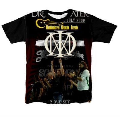Kaos Dream Theater Full Print