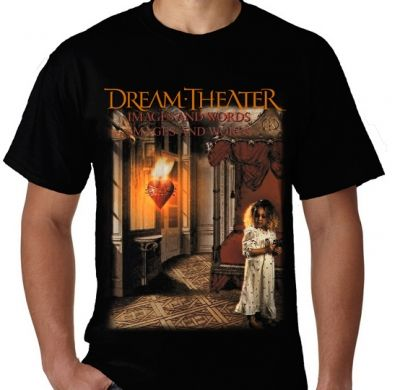 Kaos Dream Theater Image And Words 1