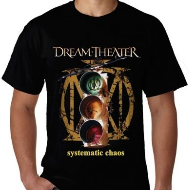 Kaos Dream Theater Systemic Chaos 1