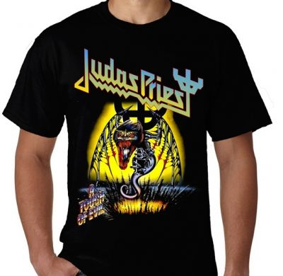 Kaos Judas Priest - A Touch Of Evil