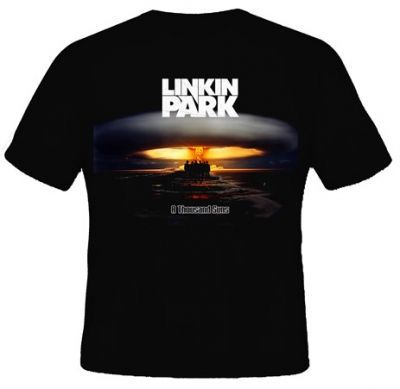 Kaos Linkin Park A Thousand Suns versi 4