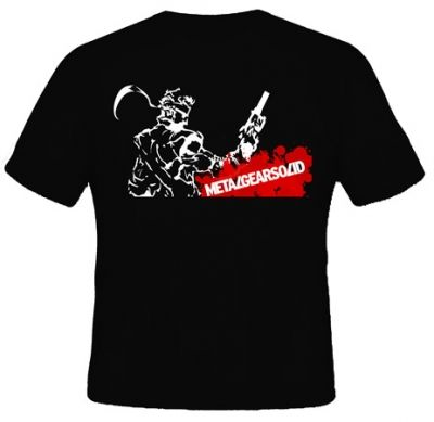 Kaos Metal Gear Solid 18