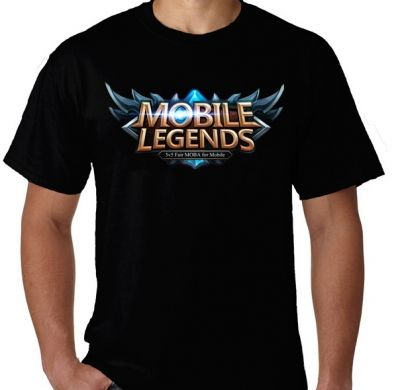 Kaos Mobile Legends Kaos Premium