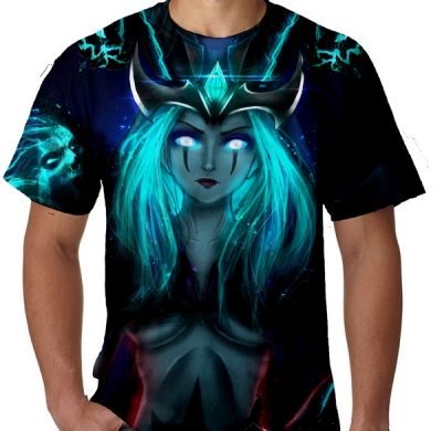 Kaos Mobile Legends Vexana Full Print Kaos Premium