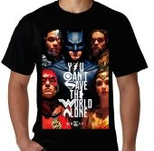 Kaos Justice League Movie 5