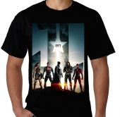 Kaos Justice League Movie 8