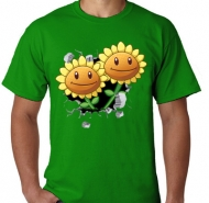 Kaos 3D Plants vs Zombies 2