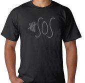 Kaos 5 Seconds Of Summer Vintage