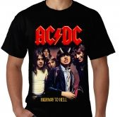 Kaos AC DC Highway to Hell 1
