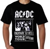 Kaos AC DC - Highway To Hell Tour