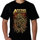 Kaos Asking Alexandria 21