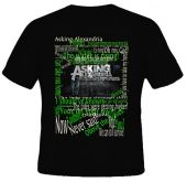 Kaos Asking Alexandria 3