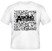 Kaos Asking Alexandria 4