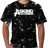 Kaos Asking Alexandria - Galaxy
