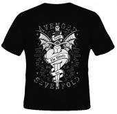 Kaos Avenged Sevenfold 27
