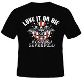 Kaos Avenged Sevenfold 37