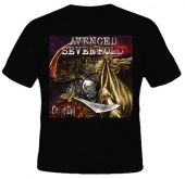 Kaos Avenged Sevenfold 43