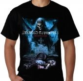 Kaos Avenged Sevenfold 77 - Nightmare