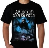 Kaos Avenged Sevenfold 78 - Nightmare