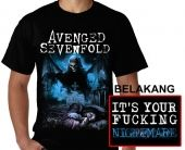 Kaos Avenged Sevenfold 79 - Nightmare