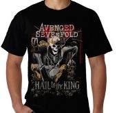 Kaos Avenged Sevenfold 81 - Hail To THe King