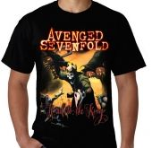 Kaos Avenged Sevenfold 82 - Hail To THe King