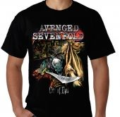 Kaos Avenged Sevenfold 85 - City of Evil