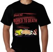 Kaos Blink 182 Bored to Death