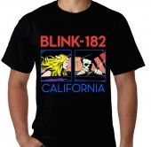 Kaos Blink 182 California 1