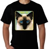 Kaos Blink 182 Chesire Cat 1