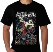Kaos Bring Me The Horizon 98