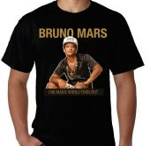 Kaos Bruno Mars - 24K Magic World Tour 1