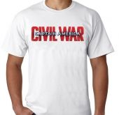 Kaos Captain America: Civil War 1