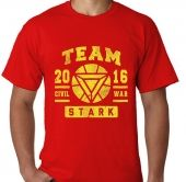 Kaos Captain America: Civil War Team Stark 2