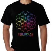 Kaos Coldplay - A Head Full of Dreams 3