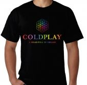 Kaos Coldplay - A Head Full of Dreams 4