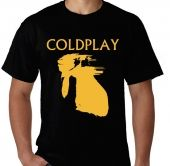 Kaos Coldplay - A Rush Of Blood To The Head Tour