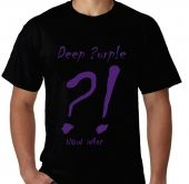 Kaos Deep Purple Now What 1