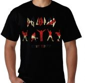 Kaos Def Leppard - British Invasion
