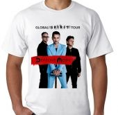 Kaos Depeche Mode - Global Spirit Tour 2