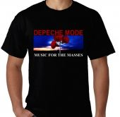Kaos Depeche Mode - Music for the Masses 2
