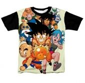 Kaos Dragon Ball Full Print 2