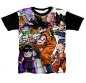 Kaos Dragon Ball Full Print 3