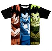 Kaos Dragon Ball Full Print 4