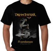 Kaos Dream Theater - Image, Words & Beyond Prambanan 29 September 2017